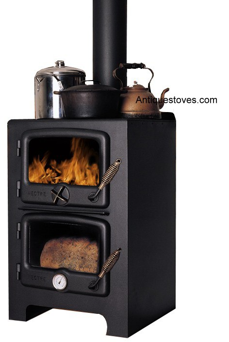 Bakers Oven, Wood Cooking and Heating Stove,