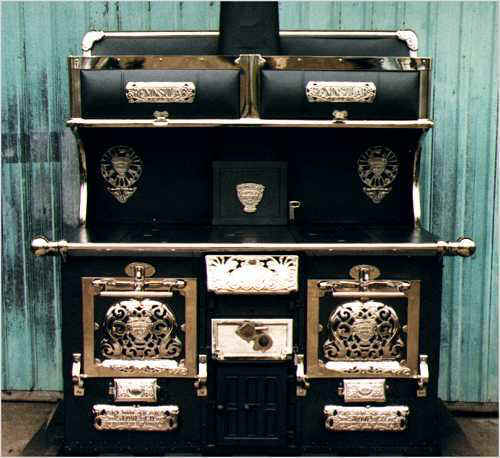 Antique Stoves Sales Museum Quality Restorations
