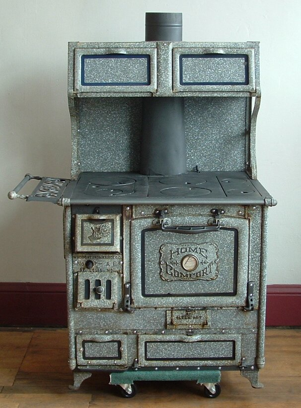 Antique Wood Cook Stoves WB Designs - Antique Wood Cook Stoves WB Designs